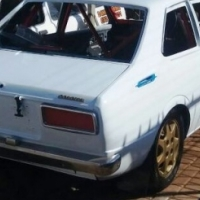 Toyota Corolla Hotrod