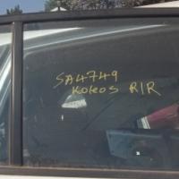 Renault Koleos window for sale!!!!