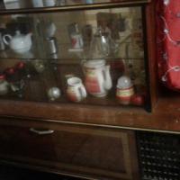Antique display cabnet