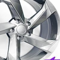 "18"" MG214 5/112 Silver Alloy wheels"