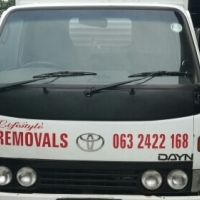 removals and trucks for hire