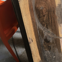 5x mozambican wooden slabs