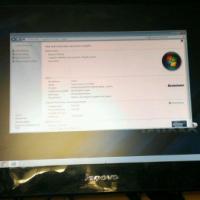 Lenovo C440 21.5-Inch All-In-One Desktop