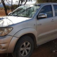 Toyota Hilux 3.0 D4D Bakkie