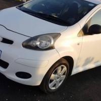2012 Toyota aygo to swop
