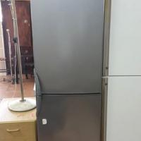 Silver 320 liter Fridge /Freezer