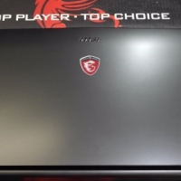 "MSI Black 17.3"" GL72 6QF-405 Gaming Laptop PC"
