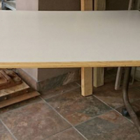 Computer desk and office chair for sale