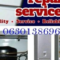 mobile fridge repairs