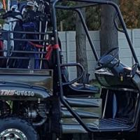 Hunting/Golf cart 650cc 4x4