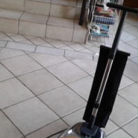 Electrolux 3 brush electric polisher