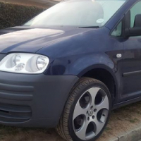 VW caddy 1.6 5 seater