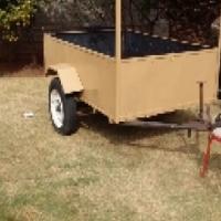 Homebuilt trailer For sale
