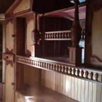 Custom Bar & Cupboard for sale