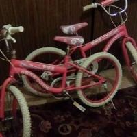 2 bmx bikes