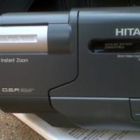 Hitachi Instant Zoom E 210E VIDEO CAMERA