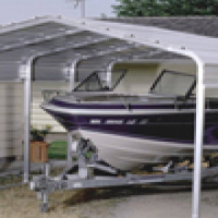 storage for boat and caravans
