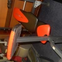 WeiderPro 270 L Gym Equipment