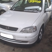 2000 Opel Astra Classic 1.6