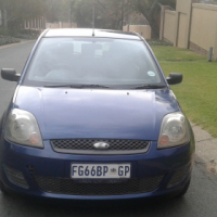 2008 Ford Fiesta 1.4 AMBIENTE. Excellent Condition, Clean Interior.