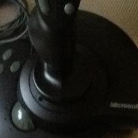 Flight stick game controller