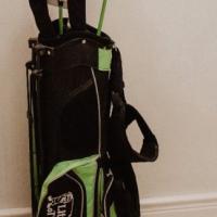 Lefhanded Childrens golf set for sale