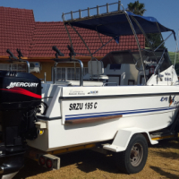 Cobra Cat 525 Deep Sea Fishing boat