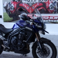 2015 Triumph Tiger 1200 (finance available)
