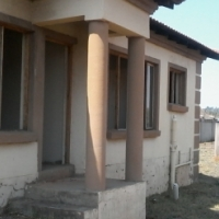 House for sale  in a secured  estate