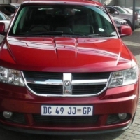 DODGE JOURNEY 2.7 RT A/T