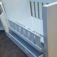 Baby cot and compactum