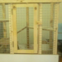 Chanchilla cage for sale