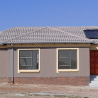 Brand New Houses in Eastern Modderbee East