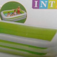 Brand new intex swimming pool