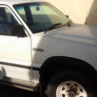 97 Ford Courier , double cab 4x2 , 3.4l