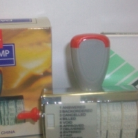 Multiple Dater Stamp with Ink Pad