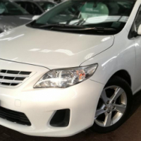2011 Toyota Corolla 1.6 Advanced with 119000km, Full Service History,Powersteering