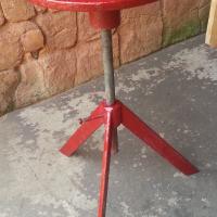 Metal Sculpture Stand Banding Wheel
