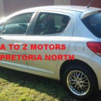 Peugeot 207 1.4 Popart  5 Dr (2012)