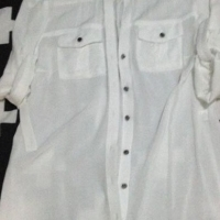 White shirt Xs (slouchy fit)