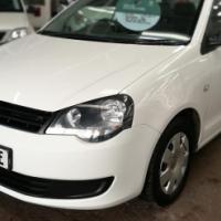 2011 VW Polo Vivo 1.4 Classic with 146000Km's, Full Service History, Aircon