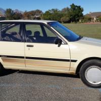 1986 Toyota Avante 1.6 GLE Genuine 55000km