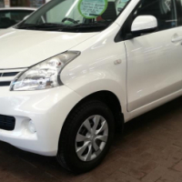 2013 Toyota Avanza 1.5 SX, Only 160000km with  Service History, Aircon