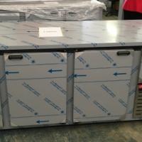 3.5 S/Steel Door Underbar Fridge (2400x750x900mm)