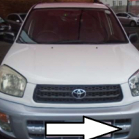 TOYOTA RAV4 2.0 5DR A/T - Urgent Sale Whatsapp Or Call Now 083 600 4863