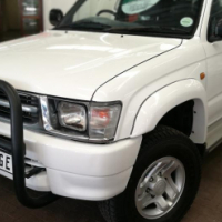 2001 Toyota Hilux 3.0 KZ-TE Raider D/C with 281000Km's,Full Service History, Powersteering