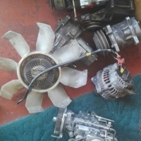 URGENT SALE ON PARTS FROM 4M40 ENGINE