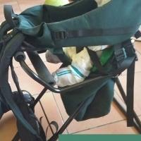 Groen vasbind stoel te koop