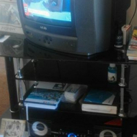 Small tv .works 100%