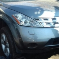 Nissan Murano 2007 Stripping For Spares